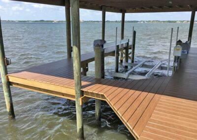 Land and Sea Marine River Dock 3