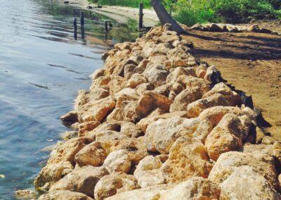 Land and Sea Marine Shoreline Restoration