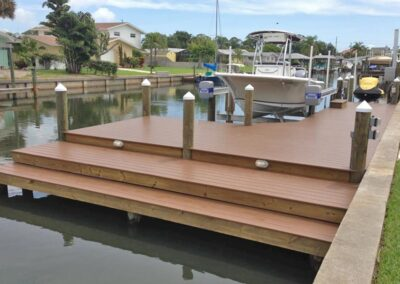 Paddleboard and Kayak Launches from Land and Sea Marine