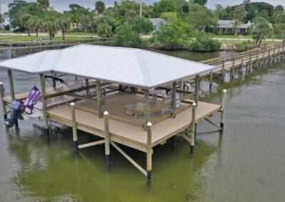 Land and Sea Marine River Docks